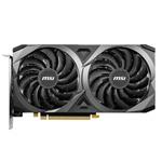 微星GeForce RTX 3060 VENTUS 2X 12G OC 显卡/微星