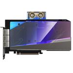 技嘉AORUS GeForce RTX 3080 XTREME WATERFORCE WB 10G 显卡/技嘉