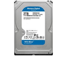 西部数据蓝盘 2TB SATA3.0 128M(WD20EZAZ)图片