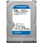 西部数据蓝盘 2TB SATA3.0 128M(WD20EZAZ) 硬盘/西部数据