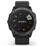 佳明Fenix6X(DLC钛金旗舰版) 智能手表/佳明