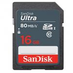 闪迪至尊高速SDHC/SDXC UHS-I存储卡(16GB) 闪存卡/闪迪