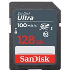 闪迪至尊高速SDHC/SDXC UHS-I存储卡(128GB) 闪存卡/闪迪