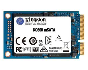 金士顿KC600 mSATA(256GB)图片