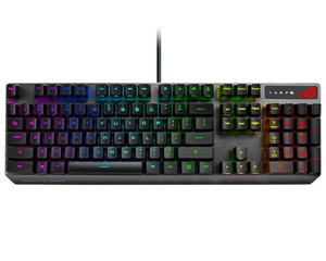 吉选KB860彩虹版有线键盘