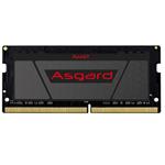 阿斯加特笔记本内存条 8GB DDR4 3200 内存/阿斯加特