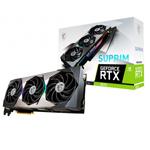 微星GeForce RTX 3080 SUPRIM 10G LHR �@卡/微星