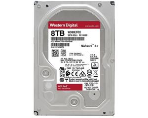 西部数据红盘Plus 8TB 7200转 256MB SATA3(WD80EFBX)图片