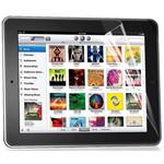 古古美美 苹果iPad4/New iPad/iPad2 高清高透防指纹平板电脑屏幕保护贴膜 平板电脑配件/古古美美