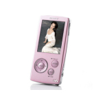 索尼 NW-A806(4GB) MP4播放器/索尼