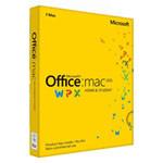 微软Office for Mac Home and Student 2011英语版 办公软件/微软