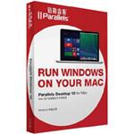 苹果Apple 适用于 Mac 的 Parallels Desktop 10(简体中文版) 办公软件/苹果
