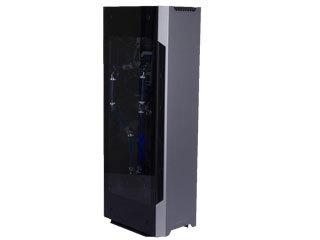 追风者217XE新概念ITX电竞水冷VR全铝机箱