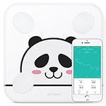 云麦好轻mini2Q熊猫版 智能秤/云麦