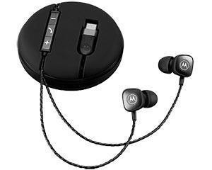 摩托罗拉MX30 全数字Type-c 耳机图片