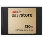 闪迪易存SATA III(120GB) 固态硬盘/闪迪