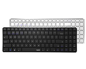 雷柏 E9300多模无线刀锋键盘