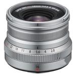富士XF 16mm F/2.8 R LM WR(银色版) 镜头&滤镜/富士