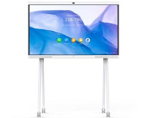 华为企业智慧屏IdeaHub S 65英寸落地支架图片