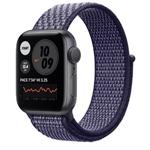 苹果Apple Watch Nike Series 6 40mm(GPS/铝金属表壳/Nike回环式运动表带) 智能手表/苹果