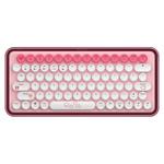 雷柏ralemo Pre 5 心花怒放版多模式无线机械键盘 键盘/雷柏