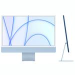 苹果iMac 24英寸 2021(M1/8GB/256GB/7核) 一体机/苹果