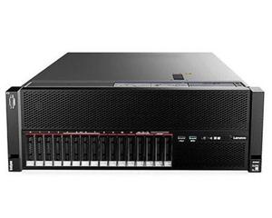 联想ThinkSystem SR868(Xeon Gold 5218×2/128GB/1.2TB×8)图片