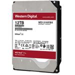 西部数据红盘Pro 12TB 7200转 256MB SATA3(WD121KFBX) 硬盘/西部数据