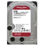 西部数据红盘 4TB 5400转 256MB SATA3(WD40EFAX)