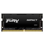 金士顿骇客神条Impact 8GB DDR4 2666(KF426S15IB/8) 内存/金士顿