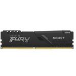 金士顿FURY Beast 8GB DDR4 2666(HX426C16FB3/8) 内存/金士顿