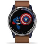 佳明Legacy Hero(美国队长特别款) 智能手表/佳明