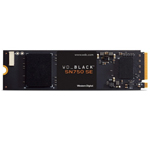 西部数据BLACK SN750 SE(1TB) 固态硬盘/西部数据
