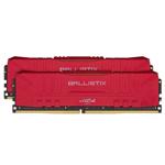 英睿达Ballistix铂胜游戏 16GB(2×8GB)DDR4 3000(BL2K8G30C15U4R) 内存/英睿达