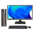 宏碁商祺SQX4270 666N(i5 11400/8GB/1TB/GT730/20LCD) 台式机/宏碁